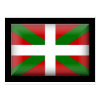 Drapeau Basque   País Vasco Cartes Postales