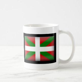 Drapeau Basque   País Vasco Tasse À Café