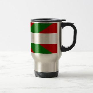 Drapeau Basque Mug À Café