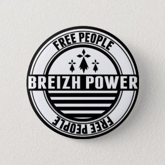 drapeau Breizh Bretagne Breton free people Badges