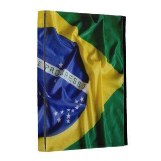 Drapeau brésilien coque iPad