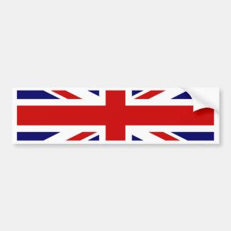 Drapeau britannique autocollant pour voiture