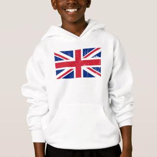 Drapeau britannique BRITANNIQUE de l'anglais de la