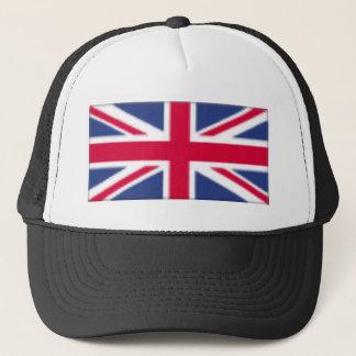 Drapeau britannique casquette