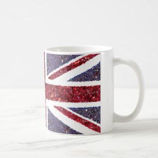 Drapeau britannique mug
