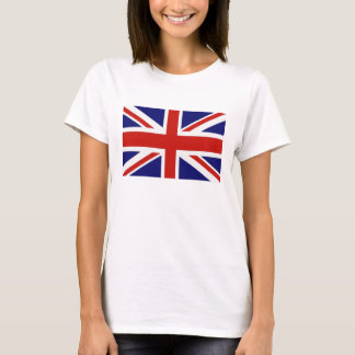 Drapeau britannique t-shirt