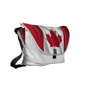 DRAPEAU CANADIEN BESACES