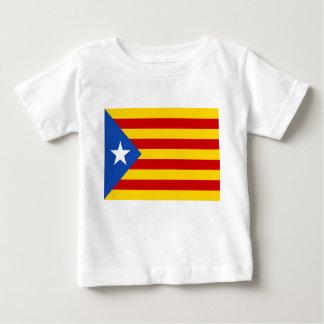 "Drapeau catalan de l'indépendance de ""L'Estelada T-shirt"