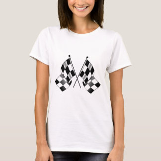 drapeau checkered t-shirt