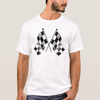 drapeau checkered t-shirt