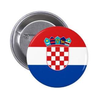 Drapeau croate badges