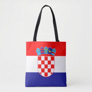 Drapeau croate patriotique sac