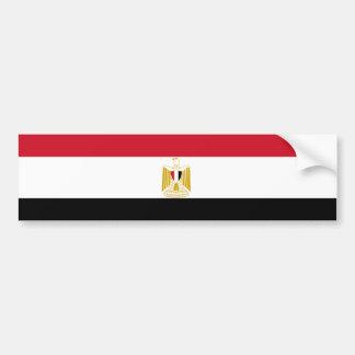 Drapeau d'adhésif pour pare-chocs de l'Egypte Autocollant De Voiture