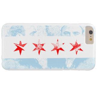 Drapeau d'Al Capone Chicago Coque iPhone 6 Plus Barely There