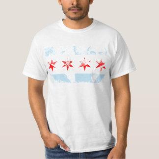 Drapeau d'Al Capone Chicago T-shirt