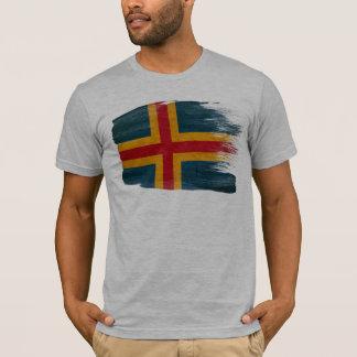 Drapeau d'Aland T-shirt