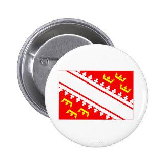 Drapeau d'Alsace Badges