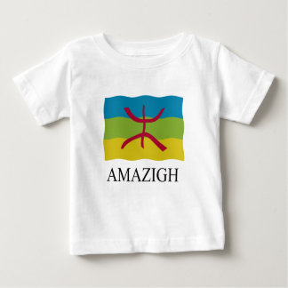 Drapeau d'Amazigh T-shirt Pour Bébé