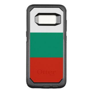 Drapeau de cas de la Bulgarie Samsung OtterBox Coque Samsung Galaxy S8 Par OtterBox Commuter