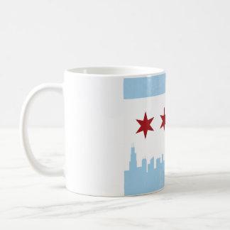 Drapeau de Chicago Mug