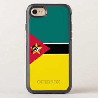 Drapeau de coque iphone de la Mozambique OtterBox