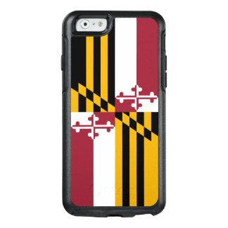 Drapeau de coque iphone du Maryland OtterBox