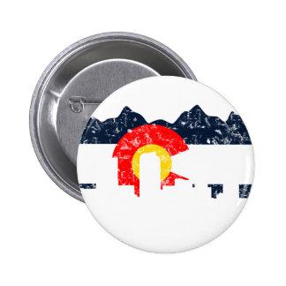 Drapeau de Denver le Colorado Pin's