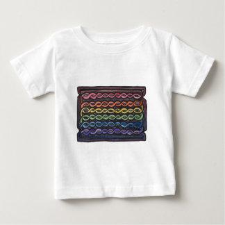 Drapeau de fierté de Knotwork de Celtic T-shirt