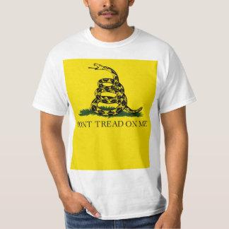 Drapeau de Gadsden T-shirt