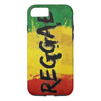 drapeau de graffiti de reggae coque iPhone 7