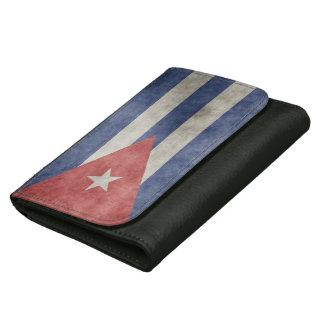 Drapeau de grunge du Cuba