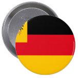 Drapeau de guerre la marine allemande 1848 1852, G Badge