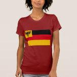 Drapeau de guerre la marine allemande 1848 1852, G T-shirts