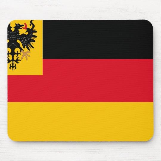 Drapeau de guerre la marine allemande 1848 1852, tapis de souris