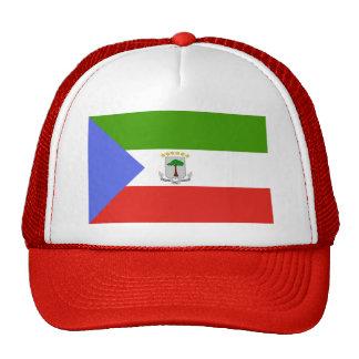 Drapeau de Guinée équatoriale Casquettes