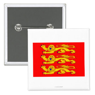 Drapeau de Haute-Normandie Badge