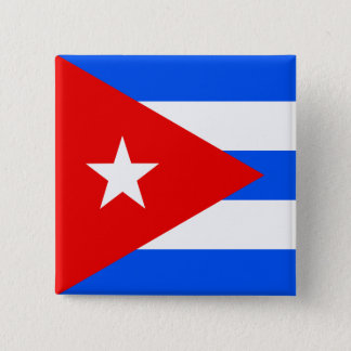 Drapeau de haute qualité du Cuba Badges