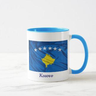 Drapeau de Kosovo Mugs