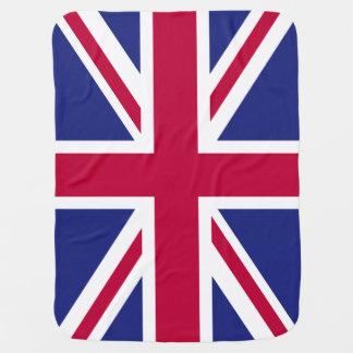 Drapeau de l Angleterre Couvertures Pour Bébé