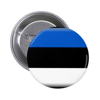 Drapeau de l Estonie Badge Avec Épingle