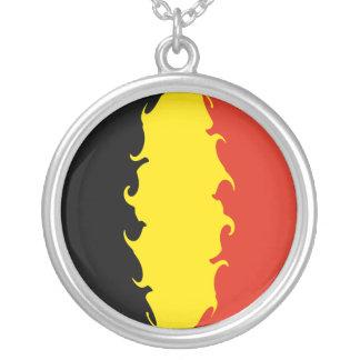 Drapeau de la Belgique Bijouterie Fantaisie