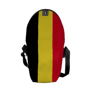 Drapeau de la Belgique Besace