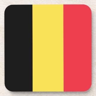 Drapeau de la Belgique Sous-bock