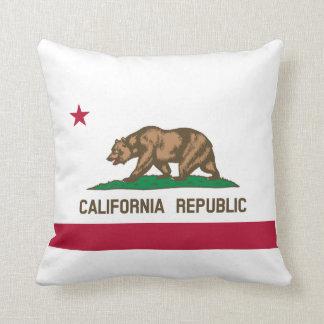 Drapeau de la Californie Oreillers