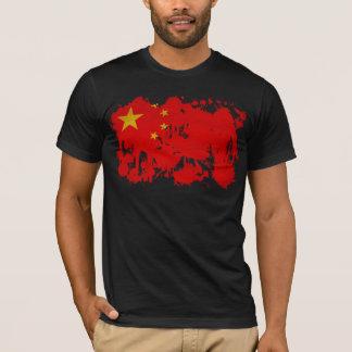 Drapeau de la Chine T-shirt