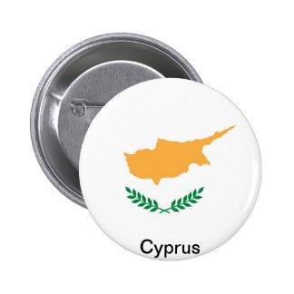 Drapeau de la Chypre Badges