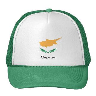 Drapeau de la Chypre Casquettes