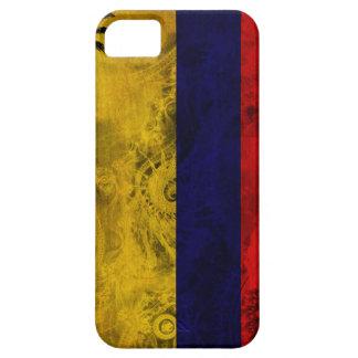 Drapeau de la Colombie Étuis iPhone 5