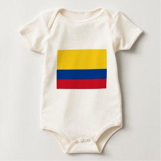 Drapeau de la Colombie - le Bandera De Colombie Body