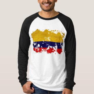 Drapeau de la Colombie T-shirt